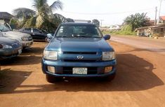 2008 used infiniti QX4 blue for sale