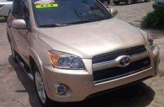 2013 Toyota Rav4 Gold for sale