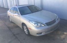 Lexus ES300(2006) first body