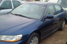 Honda Accord 2002 blue for sale