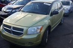 Dodge Caliber 2005 Green for sale