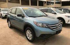 Clean Honda crv 2002 Blue for sale