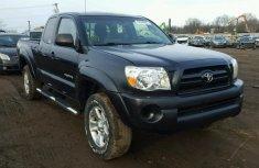 Toyota Tacoma 2005 black for sale