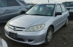 Honda Civic 2004 Silver for sale