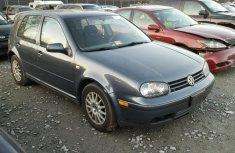 Volkswagen Golf 2004 Grey for sale