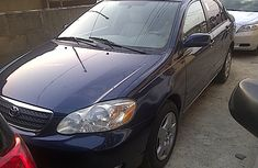 2004 Sharp clean blue Toyota Corolla le for sale