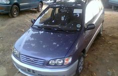 Blue Toyota Picnic 2001 for sale