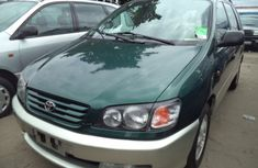 Foreign Used 2002 Toyota Picnic for sale