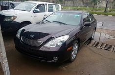 2005 Tokunbo Lexus ES330 Black for sale