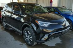 Toyota Rav4 2017 Black for sale