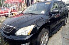 Tokunbo Lexus Rx 330 2004 Black for sale