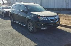2008 Acura mdx for sale at auction price