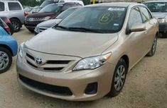 Good used 2010 Toyota corolla for sale