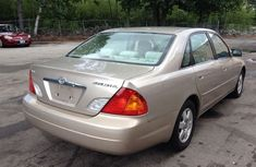 Good used 2000 Toyota avalon for sale
