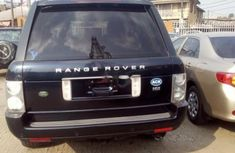 2008 clean Range Rover vogue Black for sale