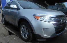 2012 clean ford edge Grey for sale