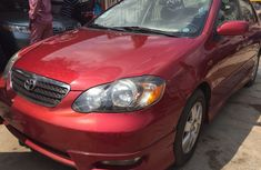 Whine colour Toyota corolla sport 2006 for sale