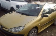 2005 Very neat Peugeot 206 for sale