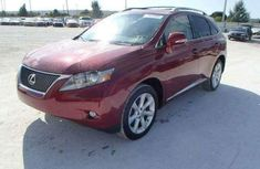 Clean Lexus rx330 2005 red for sale