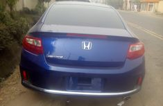 2014 Honda Accord Blue For Sale