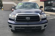 Toyota tundra 2008 black for sale