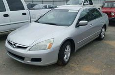 Honda accord d.c 2008 silver for sale
