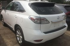 Cheap Tokunbo 2011 Lexus RX350 white for sale