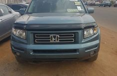 2009 Full Options Honda Ridgeline Green for sale