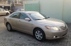 2007 Toyota Camry LE Gold for sale