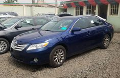 2007 Toyota Camry LE Blue for sale