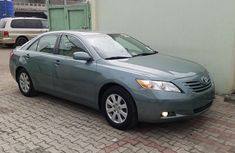 2007 Toyota Camry LE Green for sale