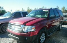 2010 clean ford Explorer RED for sale