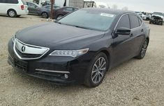 Acura TLX 2016 Black For Sale