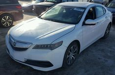 Acura TLX 2015 White For Sale