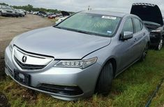 Acura TLX 2015 Silver For Sale