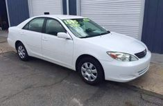 Toyota Camry 2003 white for sale