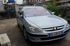 2006 Clean Peugeot 607 for sale