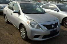 2012 Nissan versa for sale
