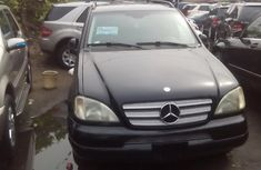 Tokunbo Mercedes Benz Ml320 2001 for sale