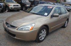 Sparkling 2005 Honda Accord Eod V6 Full Option