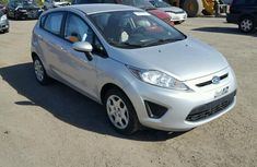 CEAN FORD FIESTA SE 2012 SILVER FOR SALE
