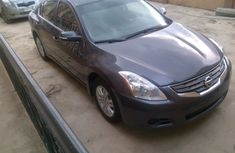 Nissan Altima 2010 model Grey for sale