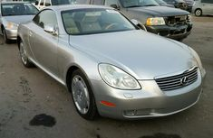 CLEAN LEXUS SC 430 2003 SILVER FOR SALE