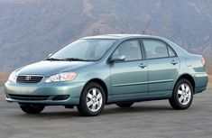 Toyota Corolla 2006 Model: Price in Nigeria, Model Pictures, Sport versions & More