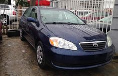 Good used Toyota corolla 2004 for sale
