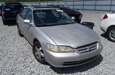 1999 Honda Accord in good condition for sale