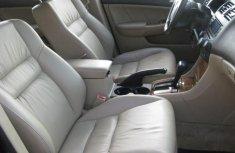 2005 Honda Accord Ex Leather