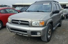Nissan pathfinder 1999 Grey for sale