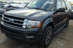 Ford expedition 2017 Black for sale