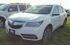 ACURA MDX 2016 white for sale